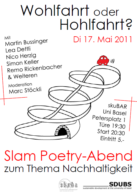 Slam-Poetry-Abend