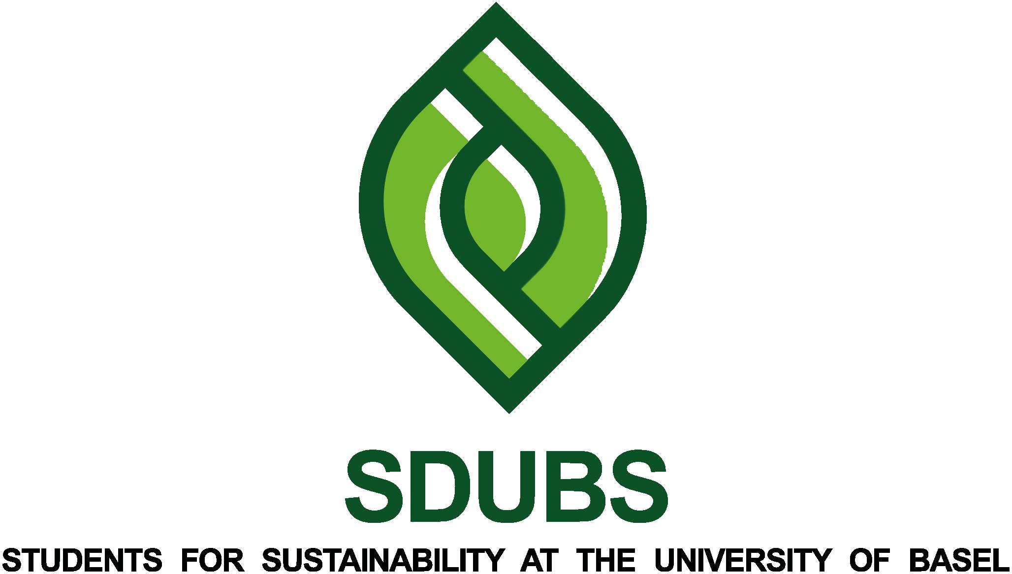 SDUBS - Students for Sustainability at the University of Basel - Wir setzen uns seit 2010 für eine nachhaltigere Universität Basel ein.